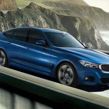 2018 BMW 3 Series GranTurismo Bridge
