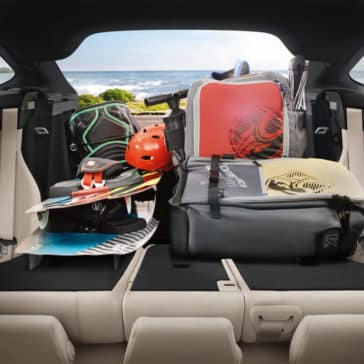 2018 BMW 3 Series GranTurismo Interior Cargo