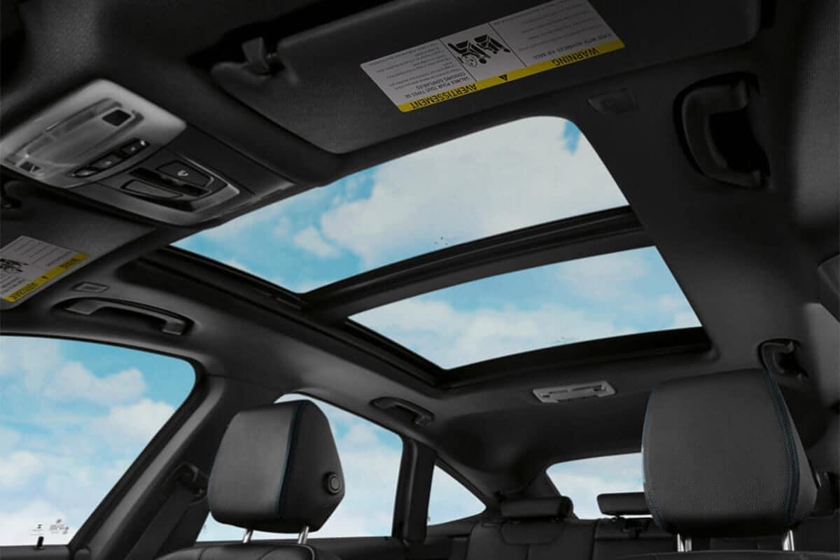 2018 BMW 3 Series GranTurismo Panoramic Moonroof