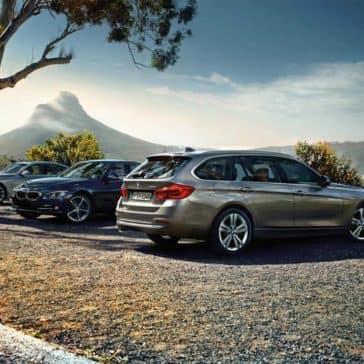 2018 BMW 3 Series Sedan and Sports Wagon