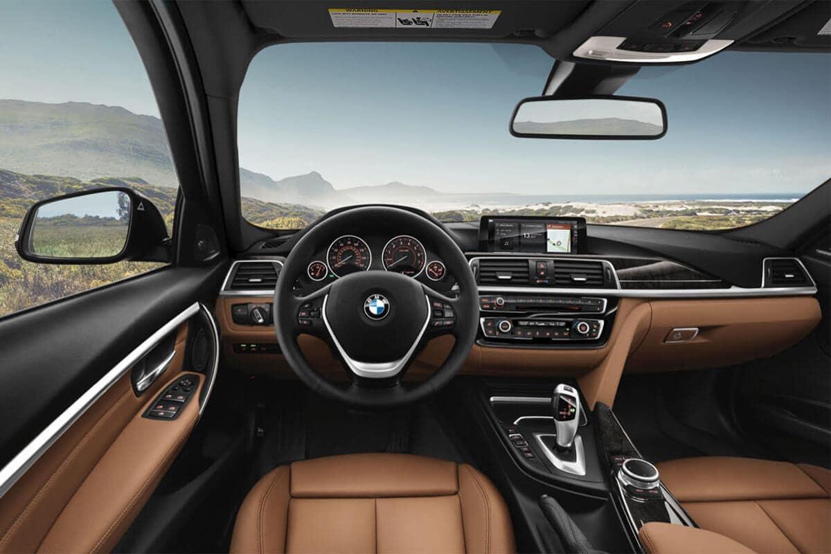 2018 BMW 3 Series SportsWagon Interior