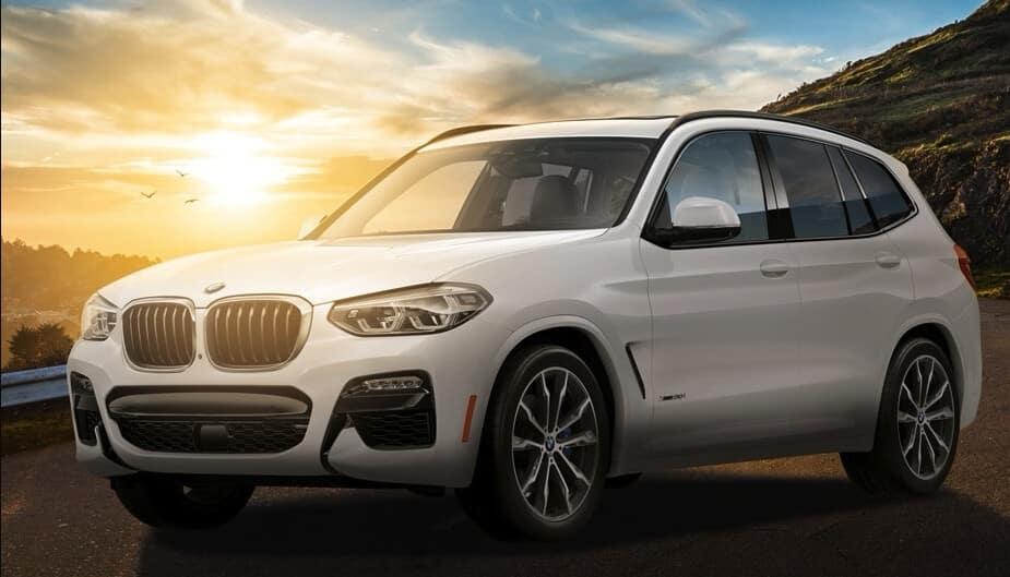 2018 BMW X3 suv