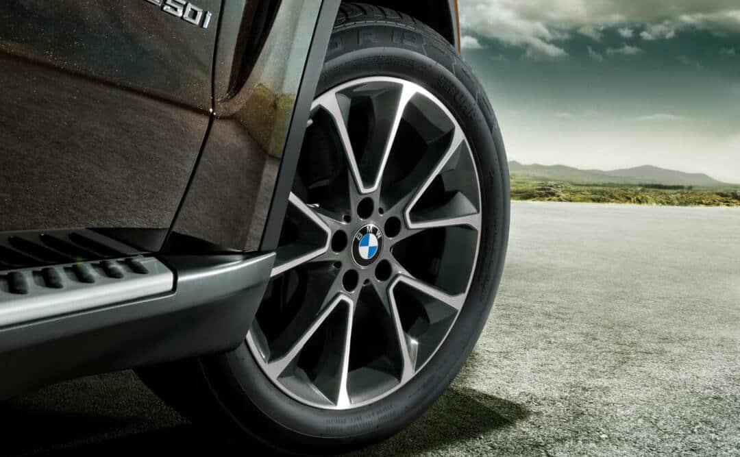 2018 BMW X5 19 wheels