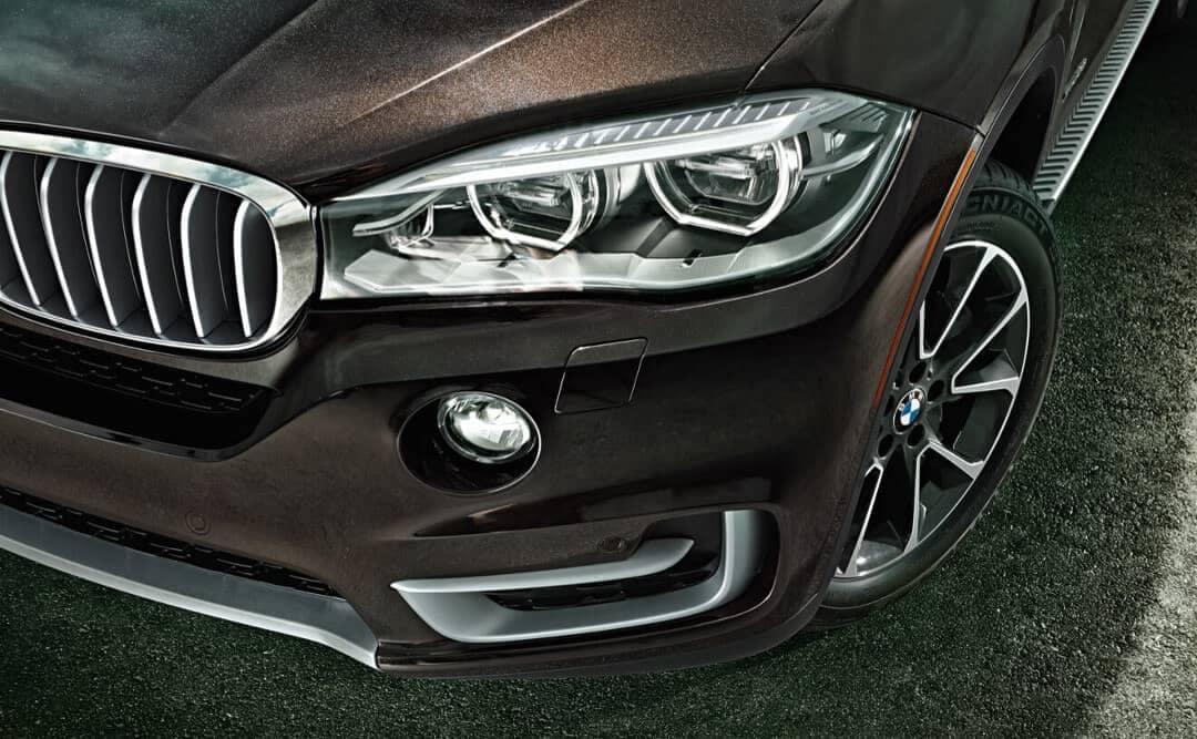 2018 BMW X5 in brown metallic