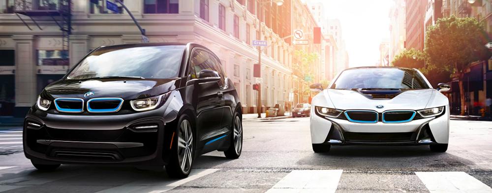 BMW Hybrid Models