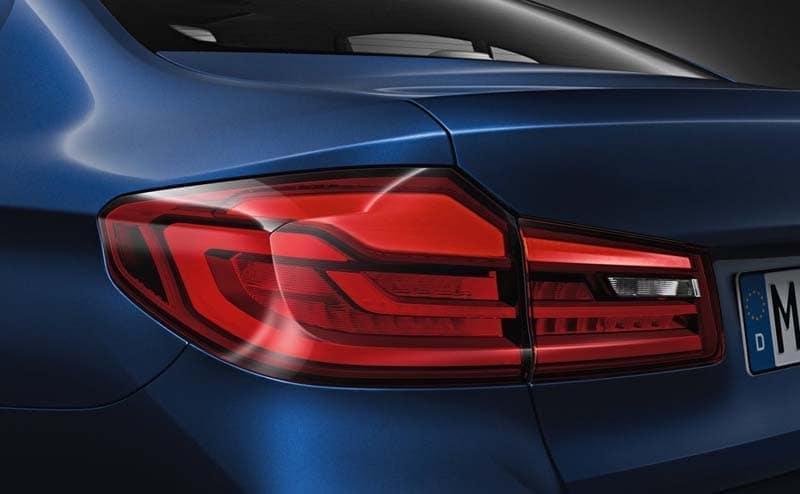 2019 BMW 5 Series rear light