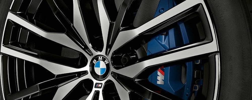 2019 BMW X5 M wheel