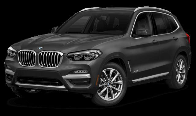 2019 BMW X3 Black SUV