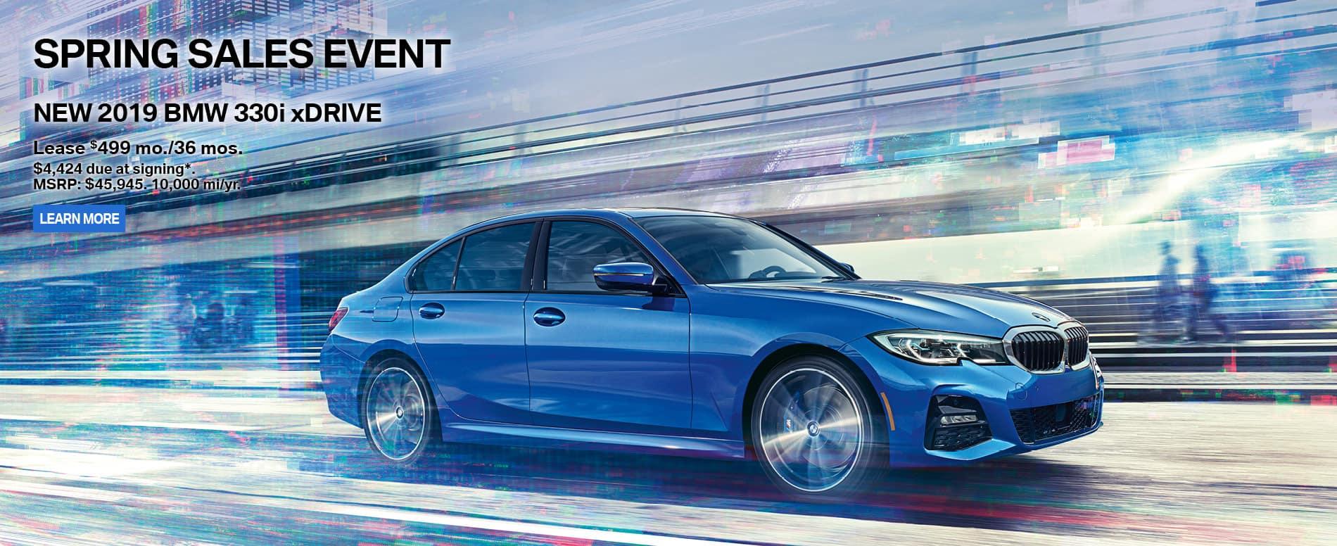 BMW 3 Series Specials