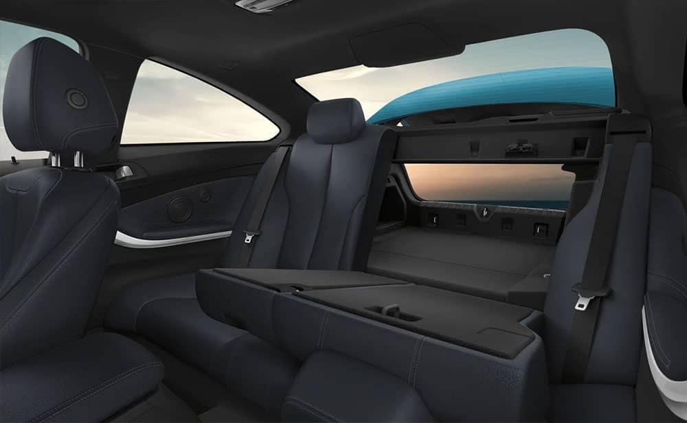 2019 BMW 4 Series Seating