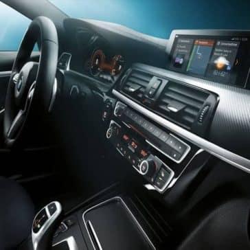 2019 BMW 4 Series Dash
