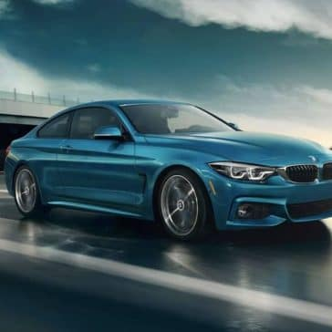 2019 BMW 4 Series Blue