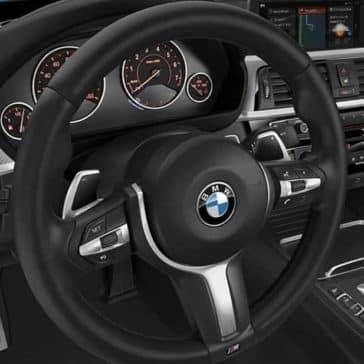2019 BMW 4 Series Steering Wheel