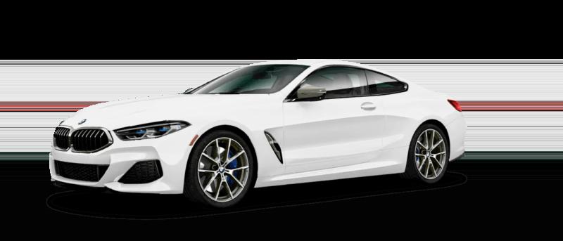 2019 BMW 8 Series Hero