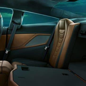 2019 BMW 8 Series back seating