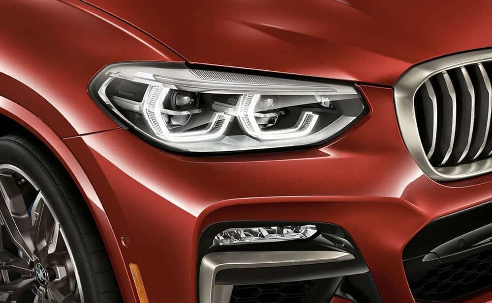 2019 BMW X4 Headlight