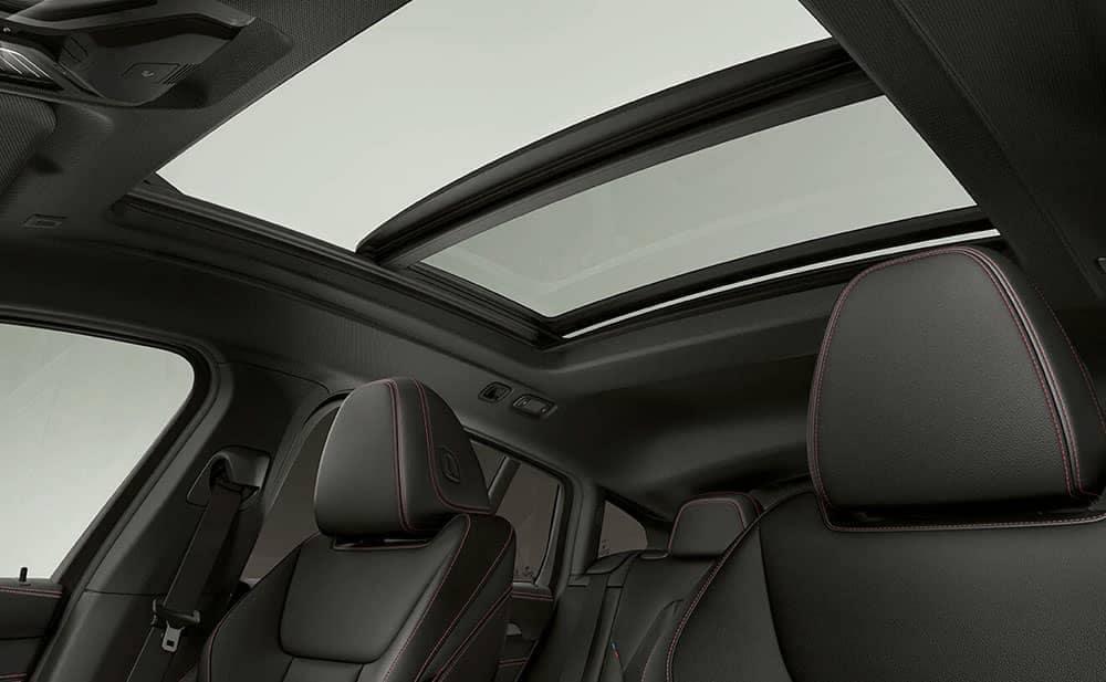 2019 BMW X4 Sunroof