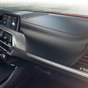 2019 BMW X4 Dash