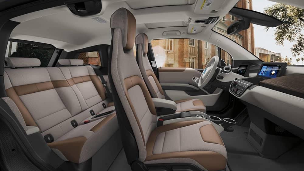 2019 BMW i3 Seating