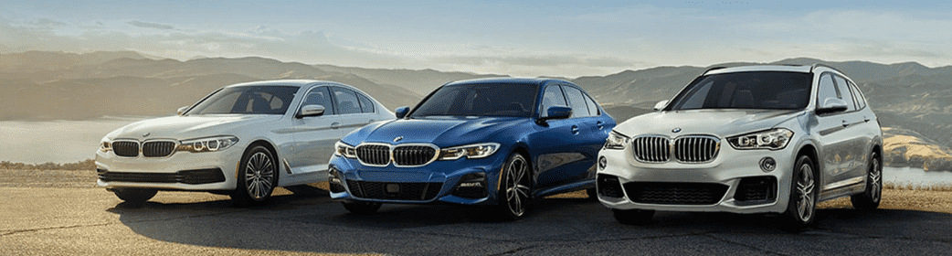 BMW Select Financing