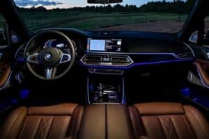 2021-BMW-X5-Interior