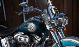 CVO Softail Deluxe