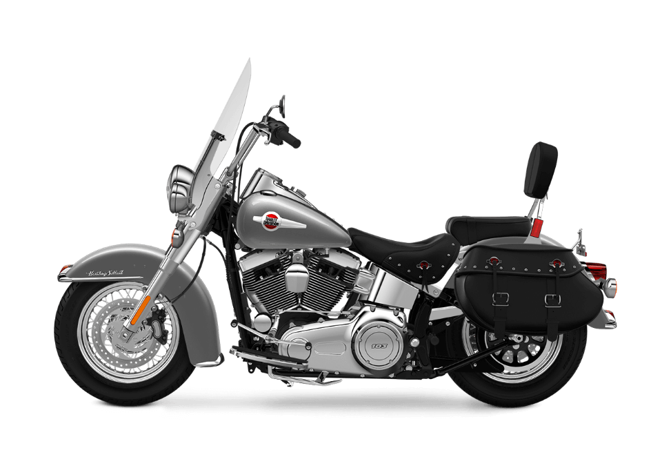 2016 Heritage Softail Classic in Silver