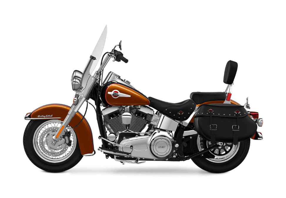 2016 Heritage Softail Classic in Whiskey