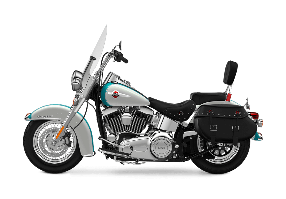 2016 Heritage Softail Classic in White