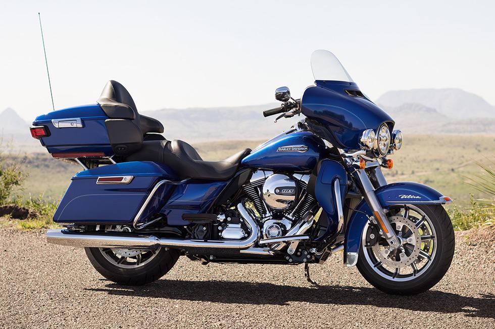 2016 Harley Davidson Electra Glide Classic At Rawhide
