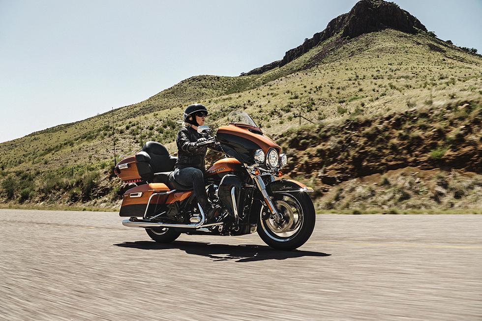2016 Harley DavidsonR Ultra Limited Low Gallery