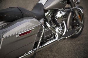 2016 Road King Design and Storage