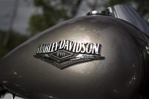 2016 Road King Harley-Davidson Badge