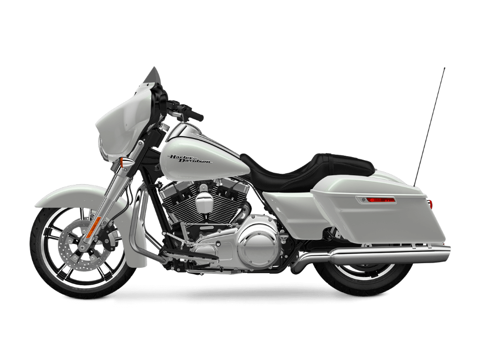 2016 Harley Davidson Touring Street Glide Crushed Ice Pearl