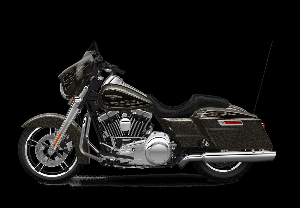 2016 Harley Davidson Touring Street Glide Hard Candy Black Gold Flake