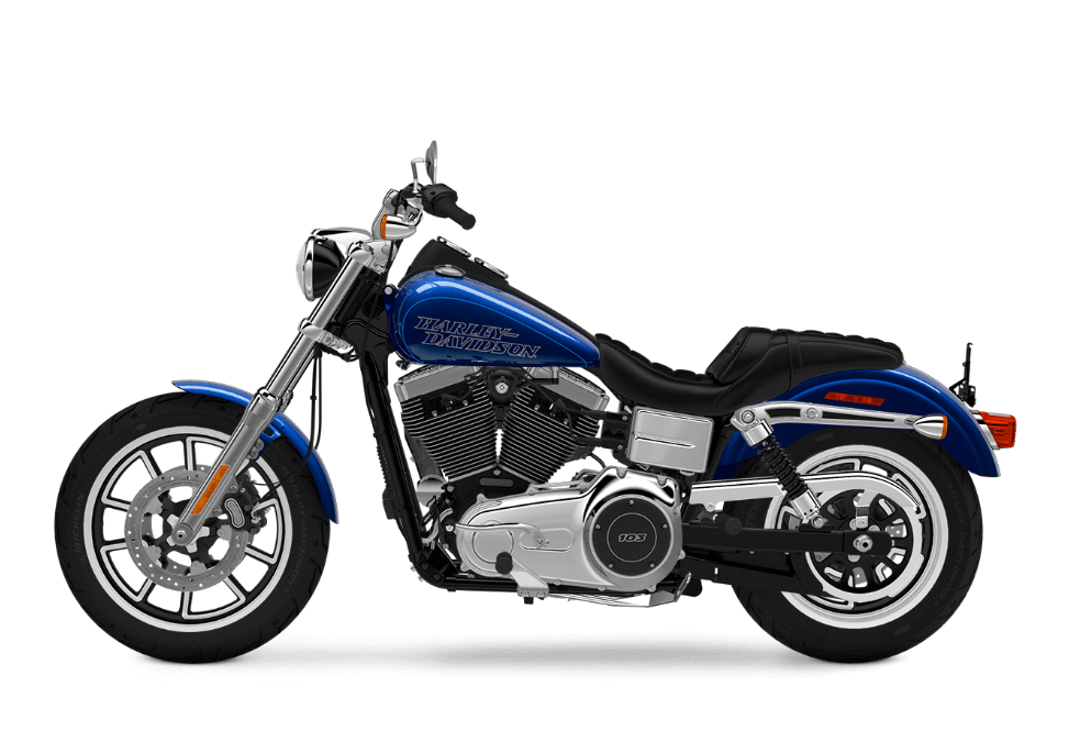 2016 Low Rider Superior blue