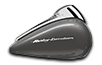 2016 Road Glide Charcoal Pearl Tank