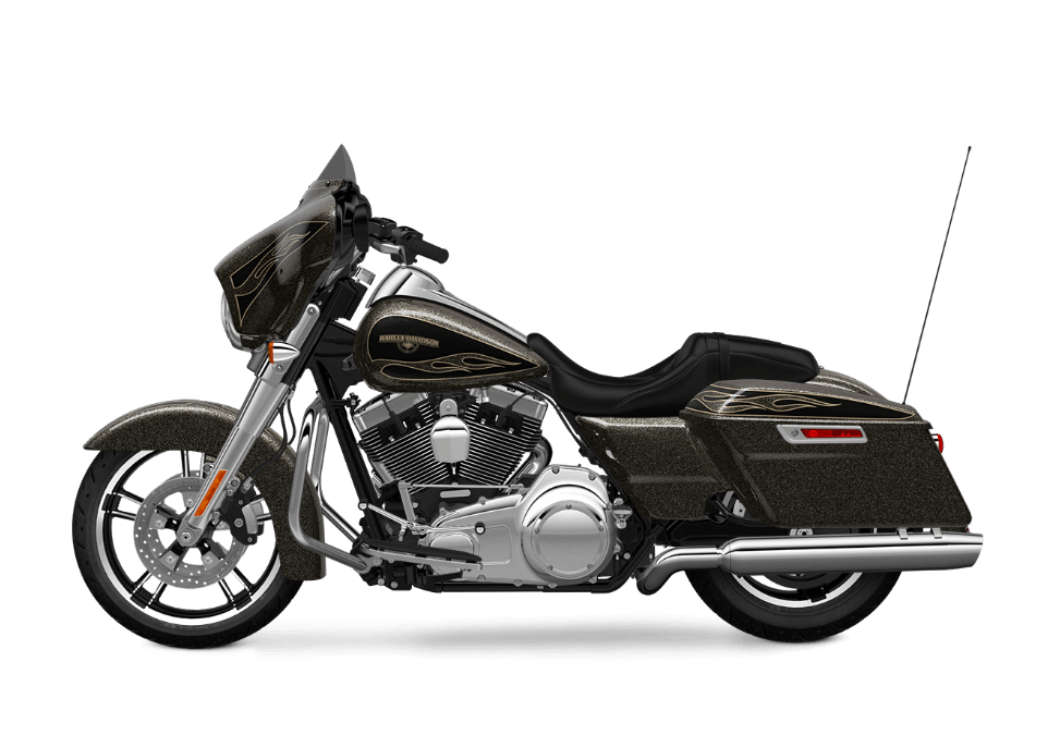 2016 Street Glide Special Black Flake
