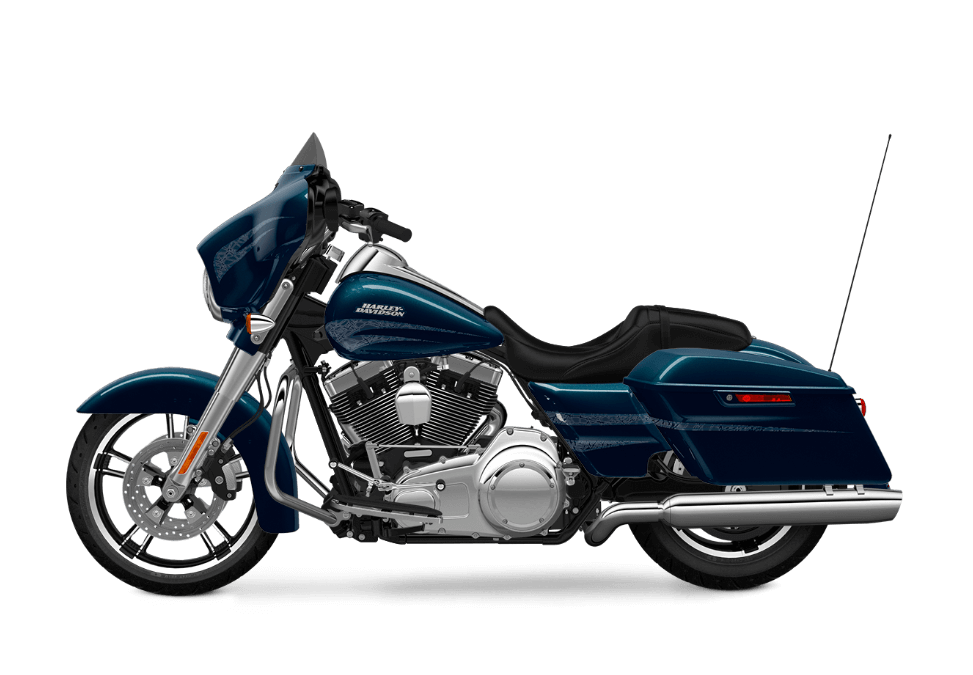 2016 Street Glide Special Blue