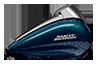 2016 Tri Glide Ultra Blue Tank