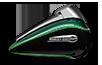 2016 Tri Glide Ultra Green Tank