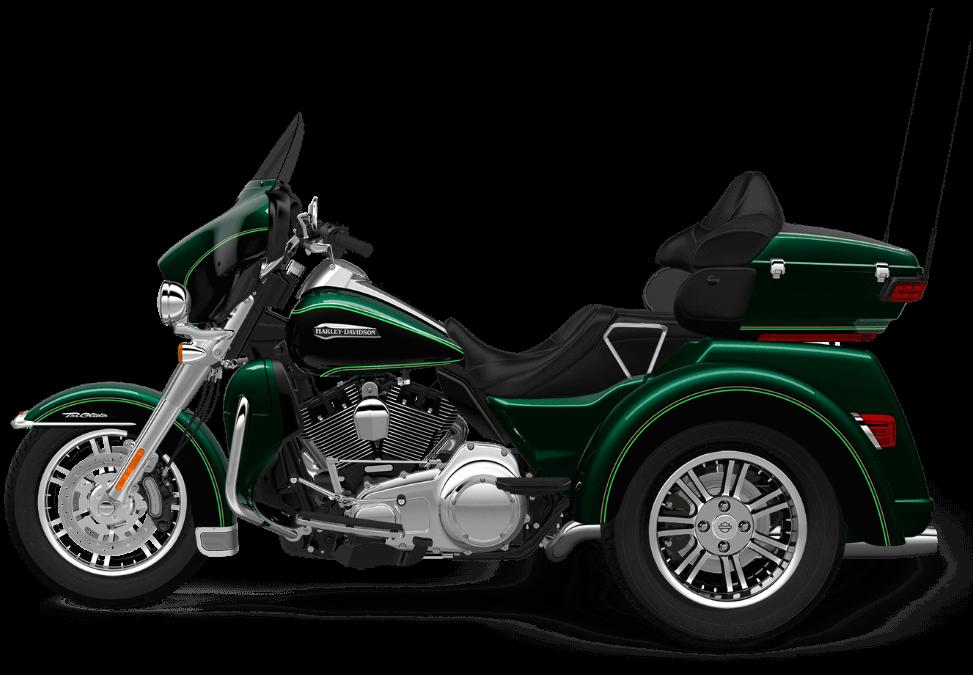2016 Tri Glide Ultra Green