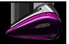 2016 Tri Glide Ultra Purple Tank