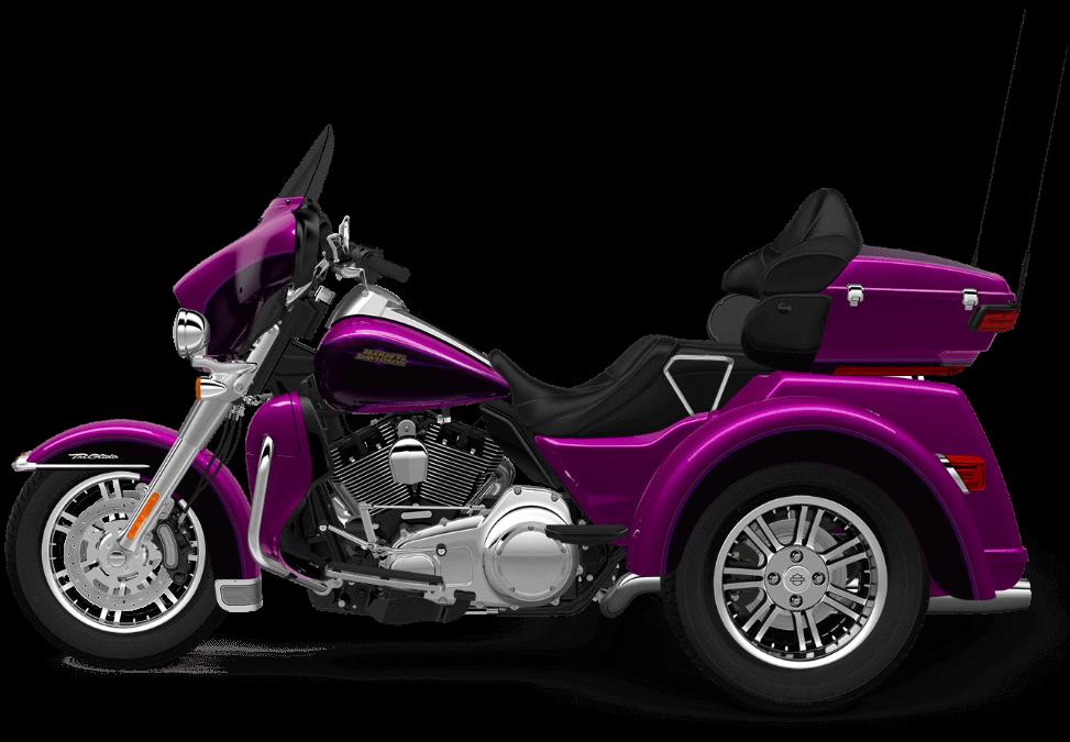 2016 Tri Glide Ultra Purple
