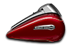 2016 Tri Glide Ultra Red Tank