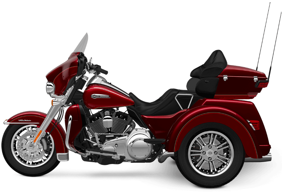 2016 Tri Glide Ultra Red