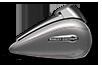 2016 Tri Glide Ultra Silver Tank