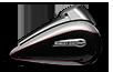 2016 Tri Glide Ultra SilverBlack Tank
