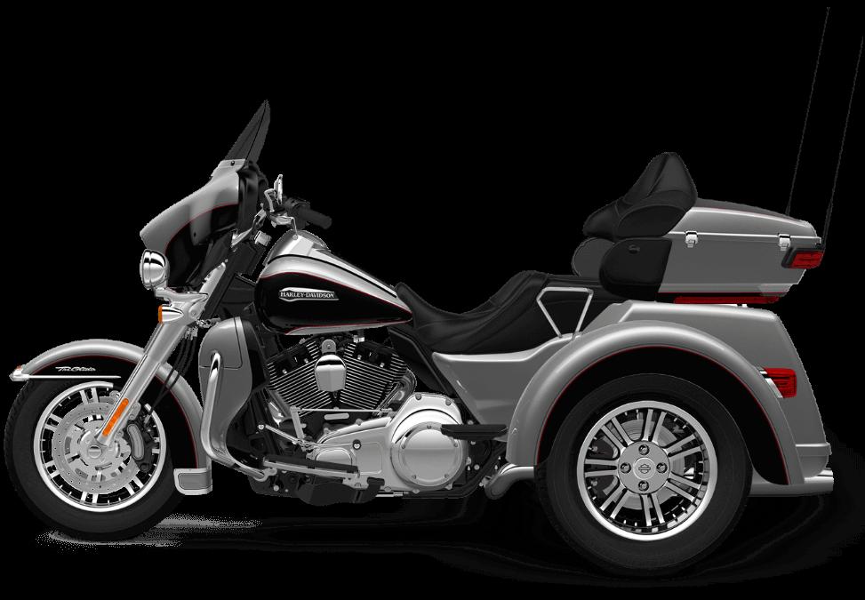 2016 Tri Glide Ultra SilverBlack