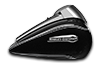 2016 Tri Glide Ultra Vivid Black Tank